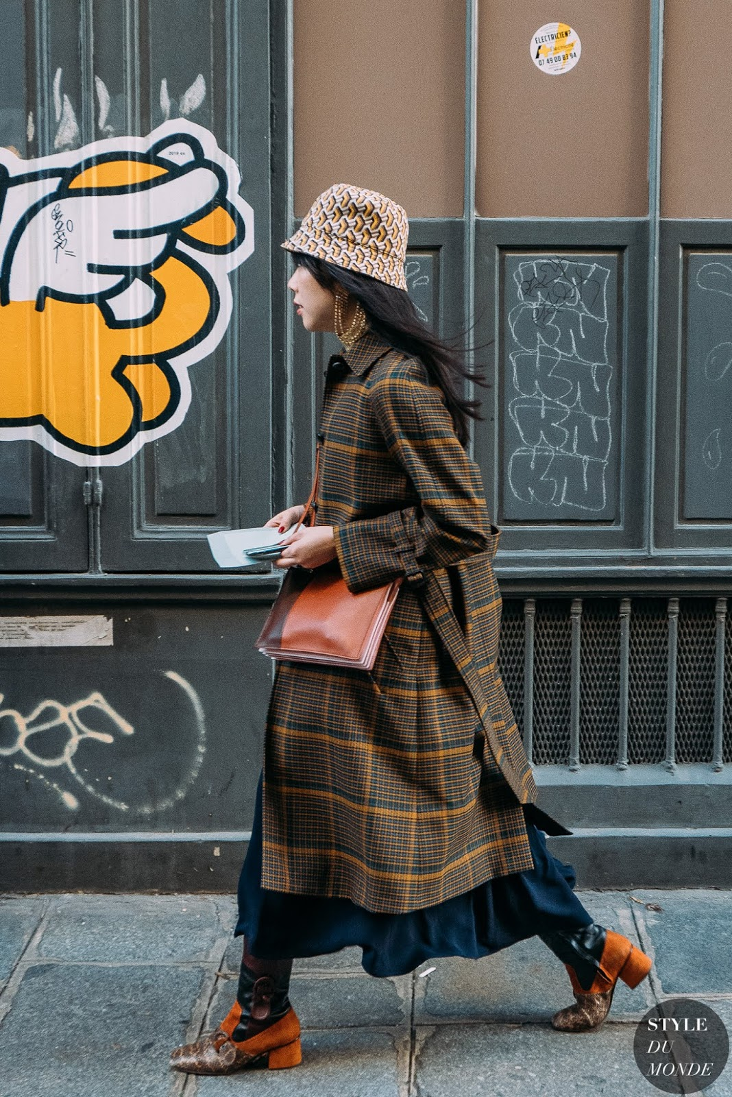 Plaid Coats You Can Wear Until Spring