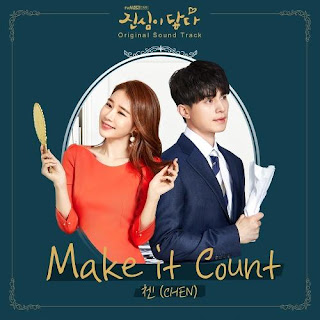Download Lagu Mp3 CHEN  – Make It Count (Touch Your Heart OST)