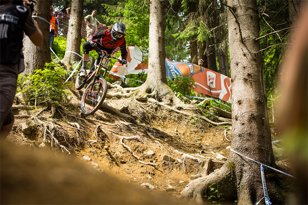 The Syndicate: Episode 3 Josh Bryceland in Leoganag