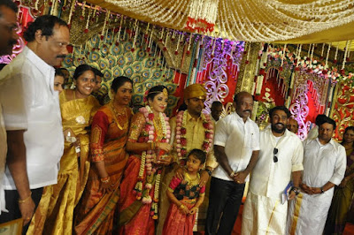actor_vagai_chandrasekar_daughter_sivanandhini_marriage_photos