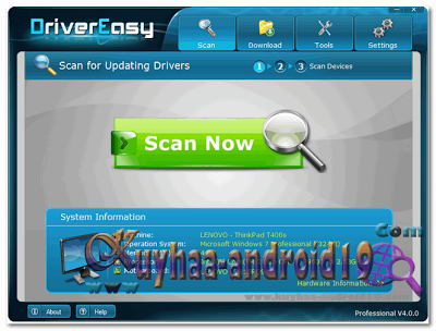 Driver Easy Profesional 4.5.2.21601