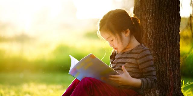 Bunda, Inilah 5 Langkah Mudah Agar Anak Suka Membaca