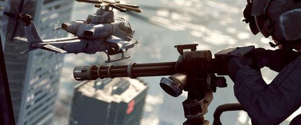 Battlefield 4 Multiplayer Launch Trailer