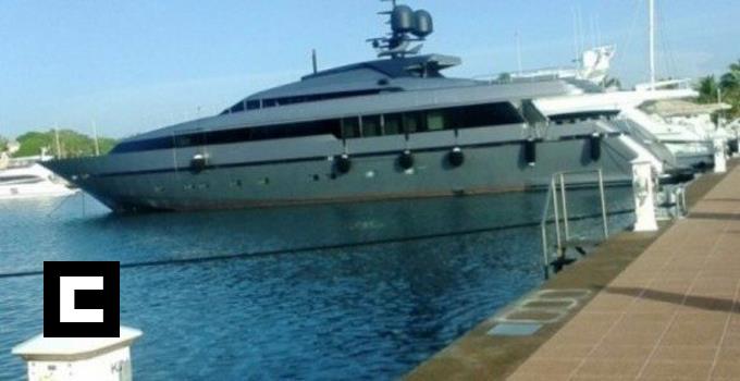 """""""César El Abusador"""" usaba un yate de US$20 millones para transportar drogas a Miami"""