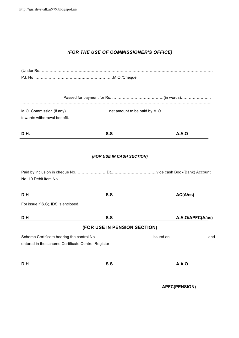 Pf Form 10c 19 New Epf Withdrawal Forms Withdraw Without Employer ...