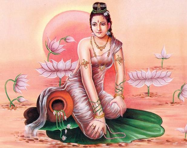 Urvashi Saadhna Katha Samagri Vidhi Mantra