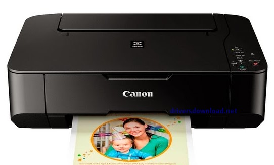 Driver reset printer canon mp237