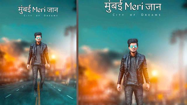 Picsart Manipulation Mumbai Meri Jaan Picsart Tutorial
