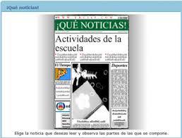 https://luisamariaarias.wordpress.com/lengua-espanola/tema-3/la-noticia/