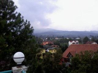 Penginapan Villa Istana Bunga Bandung Barat