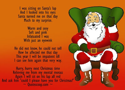 Funny Christmas Poems