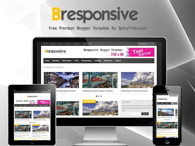 Bresonsive-blogger-Templates