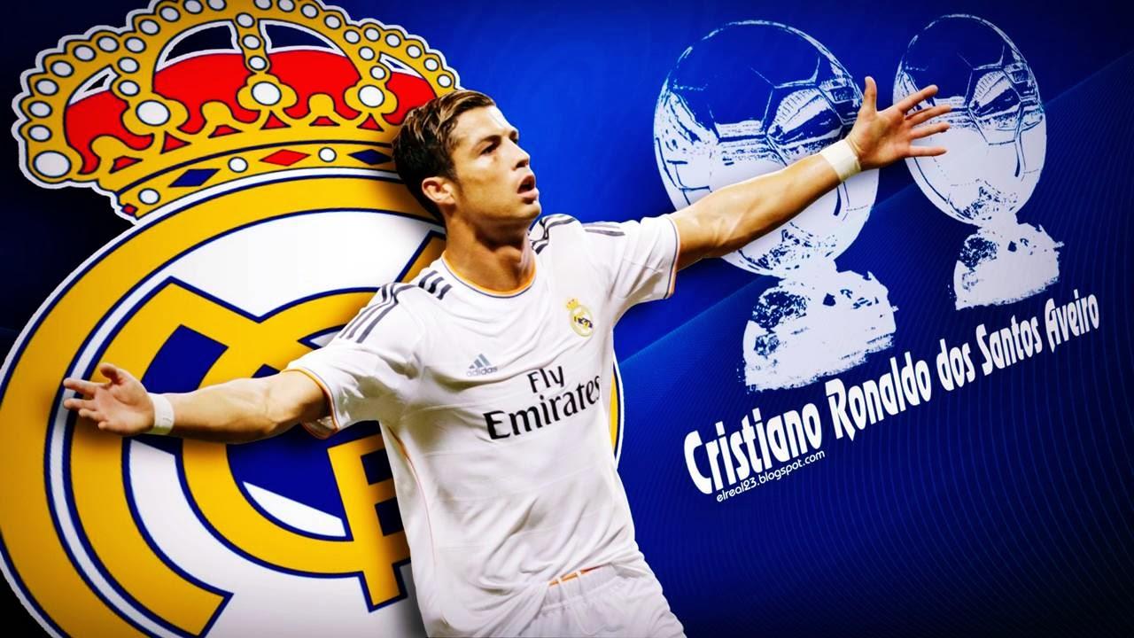 Wallpaper Cristiano Ronaldo Ballon D Or 2013 By CM