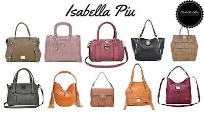 Bolsas Isabella Piu
