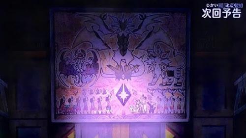 Pokemon Sol y Luna Capitulo 87 Temporada 20 Crisis en Alola, la oscuridad que devora al resplandor