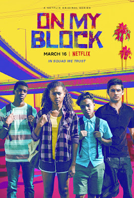 On My Block Series Poster