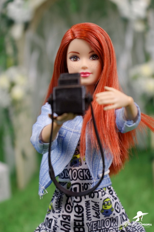 made to move barbie doll