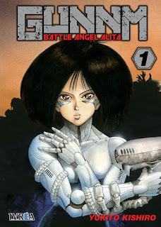 Gunnm Battle Angel Alita 1