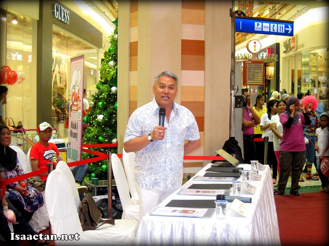 Celebrity Chef, Datuk Chef Wan himself heading the line of jury