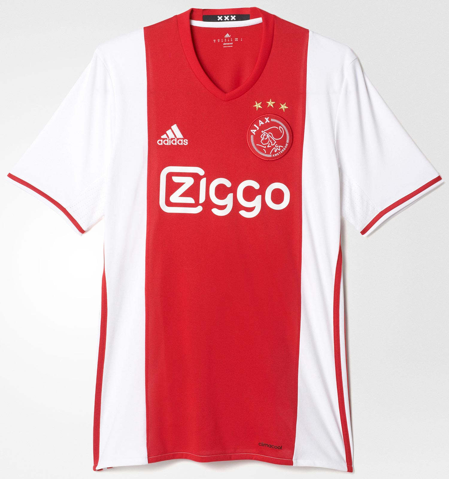 Ajax 16-17 Kits Revealed - Footy Headlines