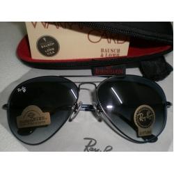 060fe1ca265 Ray Ban - Diamond Hard Scratch Protection System BL USA - Tranquity Black  Frame