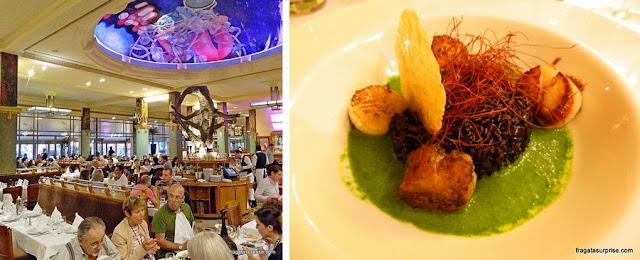 Paris: Brasserie La Coupole, Montparnasse