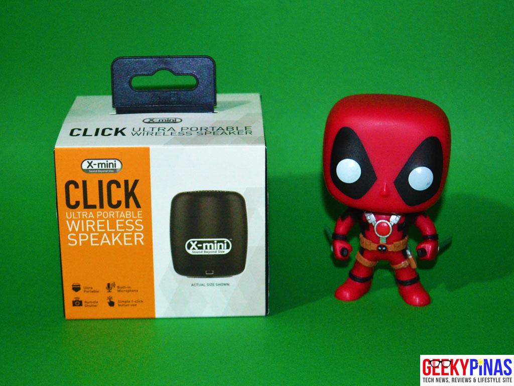 X-mini CLICK box