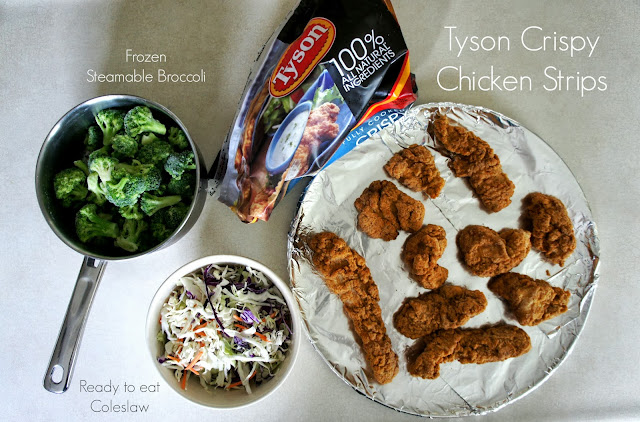 Tyson Crispy Chicken Strips from Sam's Club #shop