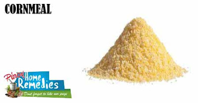 Home Remedies For Boils and Abscesses: Cornmeal