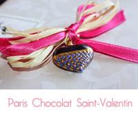 chocolat saint valentin  Paris chocolat