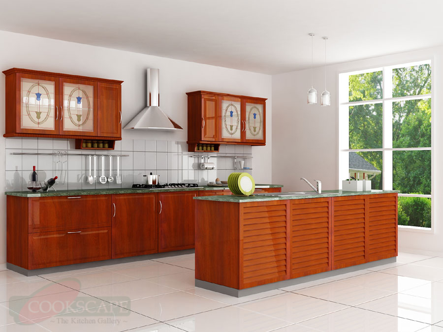 Modular Kitchen Cookscape Service In Chennai Cookscape Tradational Modular Kitchen Model Chennai Porur