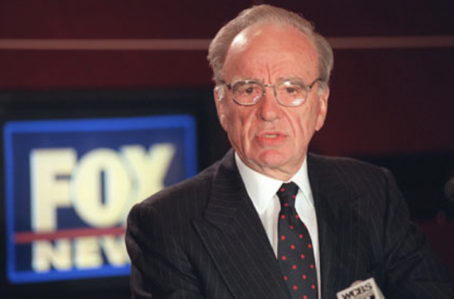 Rupert Murdoch begins his Hollywood goodbye by dismantling his US$100 billion trailblazing media empire