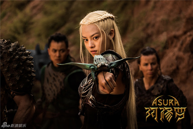Asura Chinese movie  2018 Zhang Yi Shang
