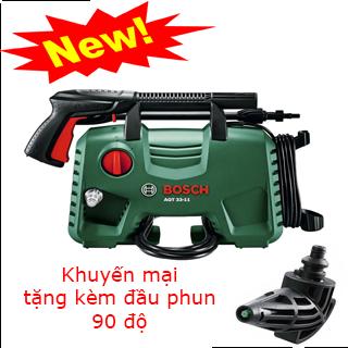 Máy rửa xe áp lực Bosch AQT 33-11