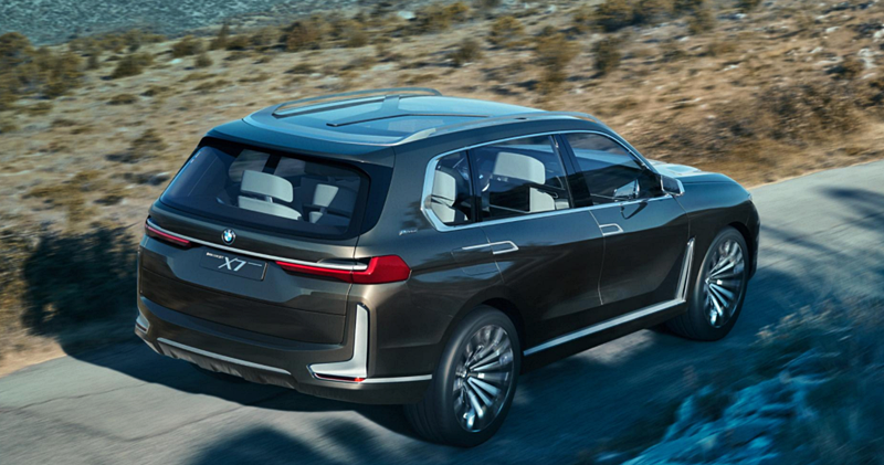 2018 BMW X7 iPerformance Concept, Price, Release Date 2019