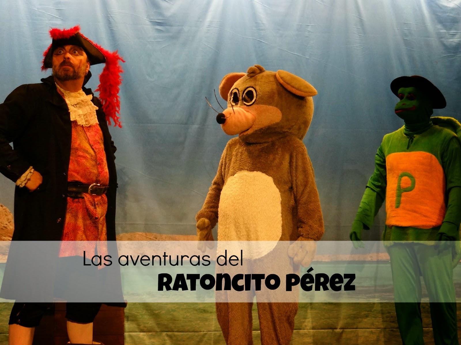 Las aventuras del Ratoncito Pérez