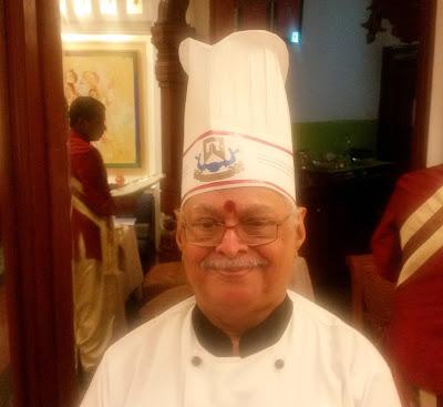 Chef Rajan ITC