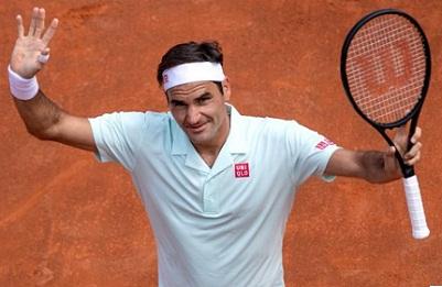 Italian Open 2019: Roger Federer, Rafael Nadal & Naomi Osaka reach third round-Last 16.