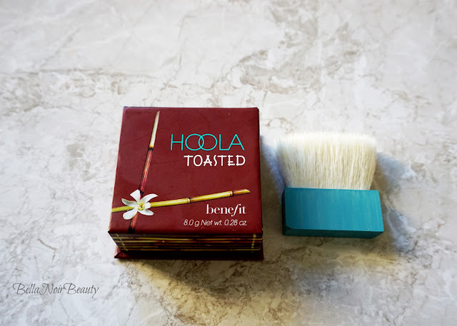 Benefit Hoola Toasted Bronzer | bellanoirbeauty.com