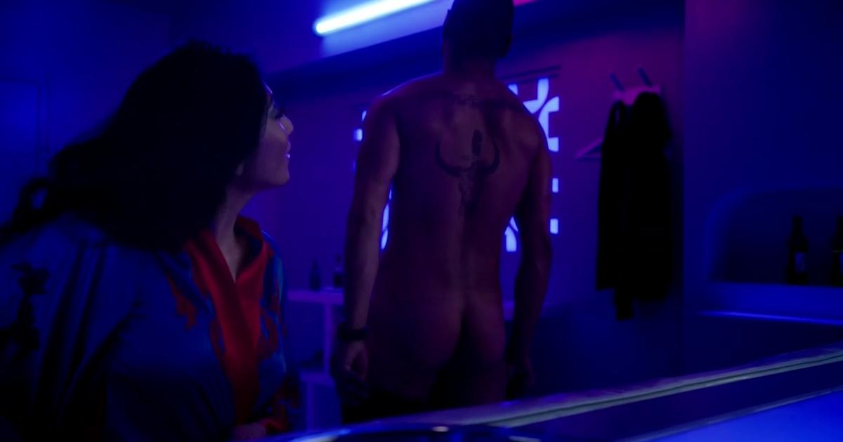 Danny Ramirez Naked Studs