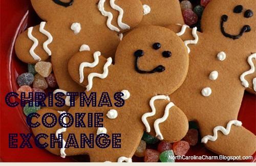 Christmas Cookie Exchange Carolina Charm