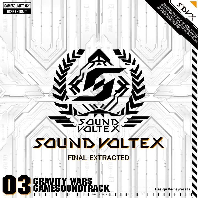 SOUND VOLTEX III GRAVITY WARS