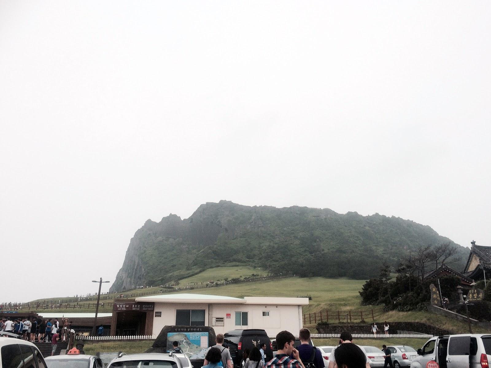 South Korea, Jeju Island, Yonsei University, YISS 2014, Sunrise Peak