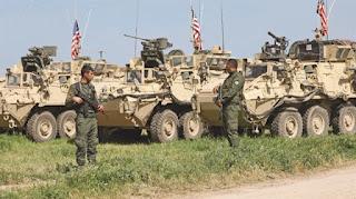 Οι ΗΠΑ παραμένουν στη Συρία, μαζί με Γαλλία και «εξηγούν» στην Τουρκία