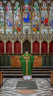 Green vestments