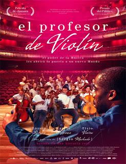 El profesor de violín (2015)