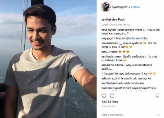 Video Panas Syafiq Kyle Dijual RM20