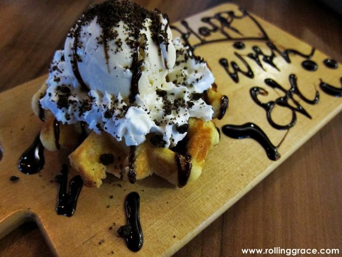 best waffles in petaling jaya