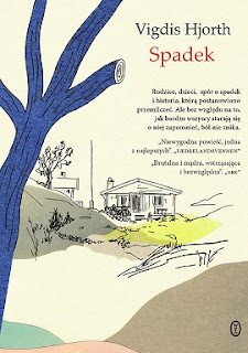 Spadek - Vigdis Hjorth