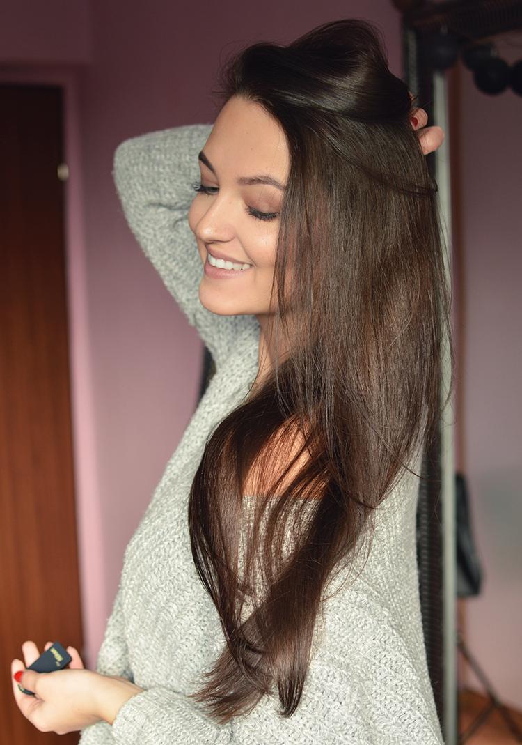Jak zadbać o włosy przed randką?